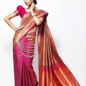 south indian sari blouses