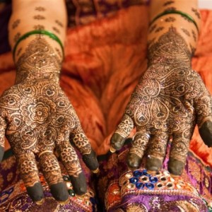 platinum bridal mehandi package