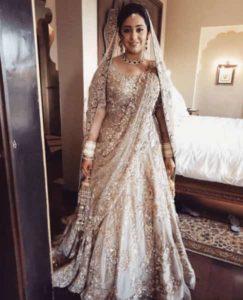 Silver Bridal Saree_9