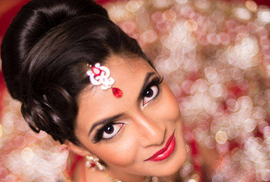 Airbrush Makeup for Wedding