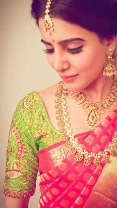 jewellery for south indian brides