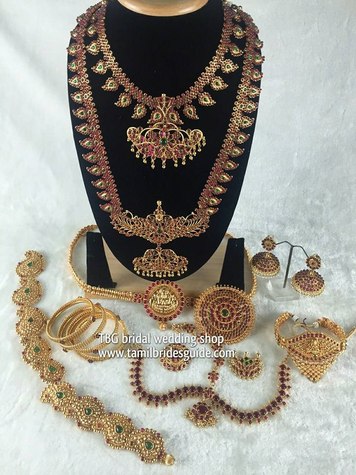 10 Different Types of Bridal Jewellery Popular in India - TBG