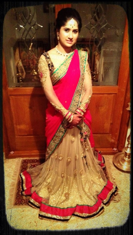 10 Budget South Indian Bridal Lehenga Designs To Customize