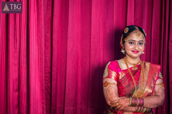 how south indian brides look