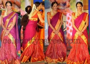 laxmi-Prasanna-Traditional-Half-Sari