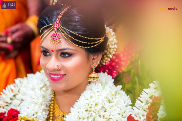 south indian bridal look tbg