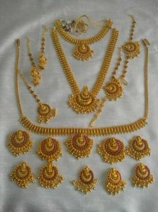 gold plated jewellery 2