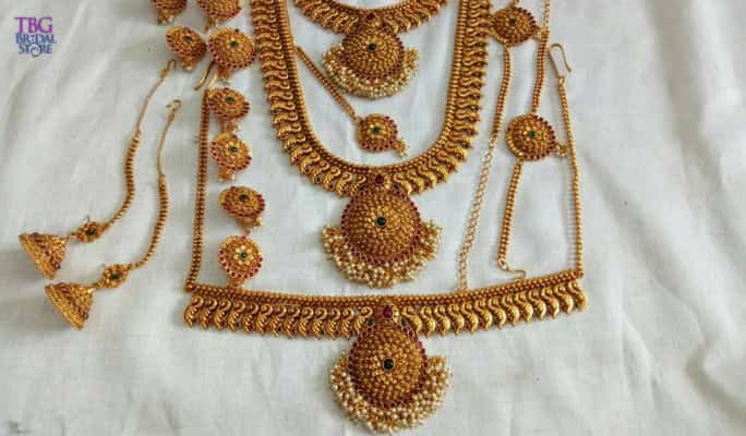 gold plated jewellery 1