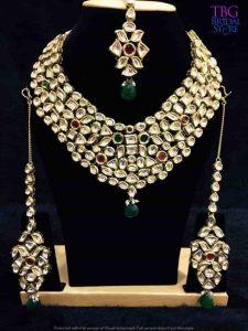 imitation kundan jewellery 8
