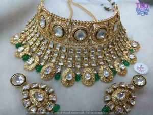 imitation kundan jewellery 9