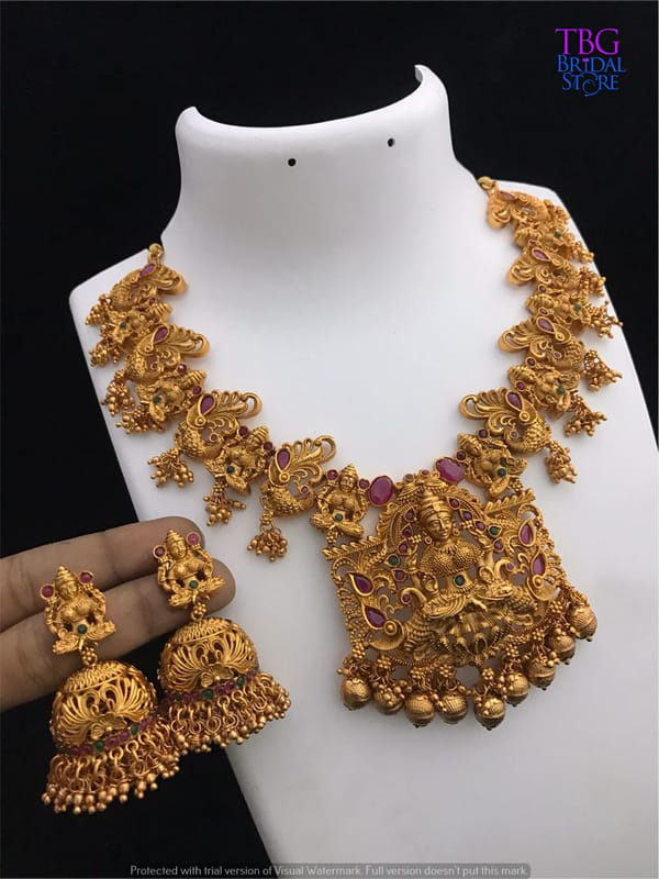 Imitation Jewellery For Rent Temple Jewellery On Rent Online Tbg