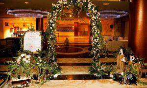 custom stage decoration 1
