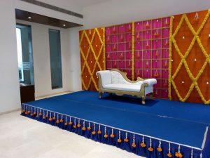 unique stage decoration