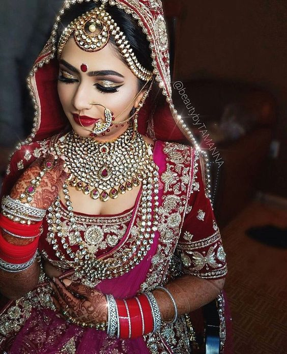 Indian Bridal Jewellery: 8 Reasons Why Renting Bridal Jewellery Is A Better Option