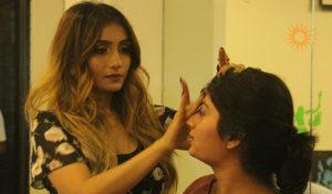 makeup workshop