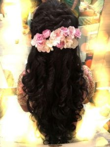 Twisted Mermaid Hairstyle