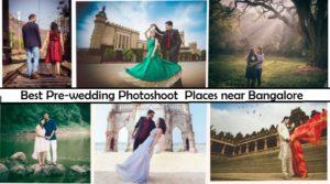 Best Pre-Wedding Photoshoot near Bangalore