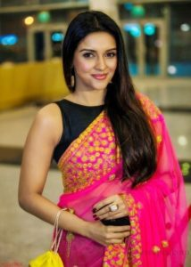 Asin in saree