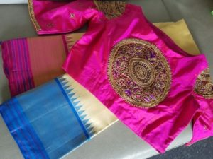 cutwork designs for blouse