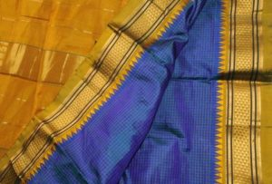 Konrad silk saree
