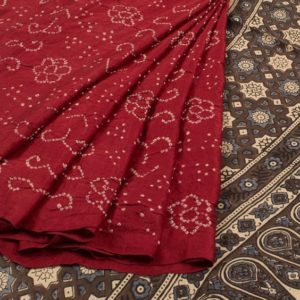 Bhandani silk saree
