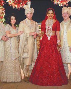 Traditional Hindu Wedding Dress