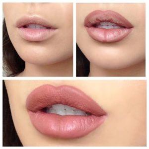 Concealer for lipstick