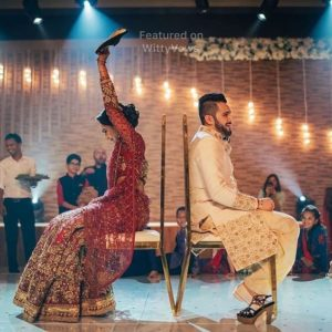 Indian wedding games