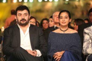 Arvind Swamy wife