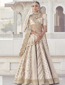 Sabyasachi Udaipur lehenga collections