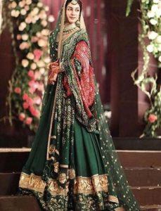 Sabyasachi lenega bridal
