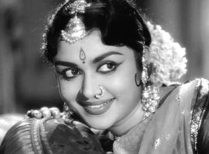 actress Saroja Devi