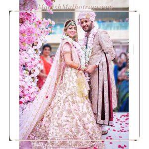 Manish Malhotra lehenga design