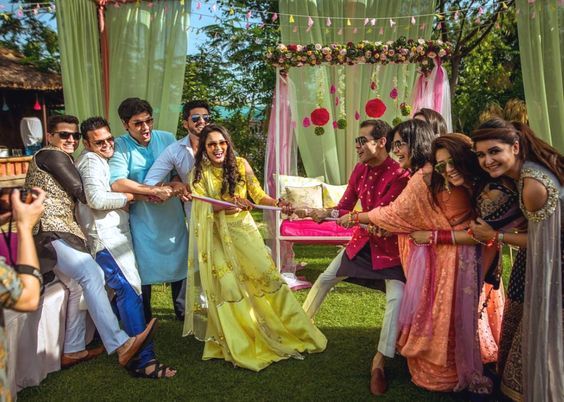 20 Indian Wedding Games for All Age Group | TBG Bridal Store