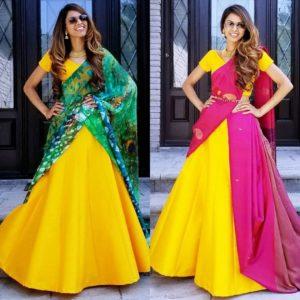 Saree draping tips