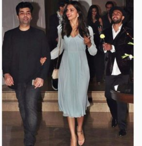 Deepveer at Ambani's wedding