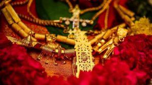Nagarathar Thaali Set