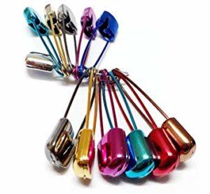 Saree Shade Pins