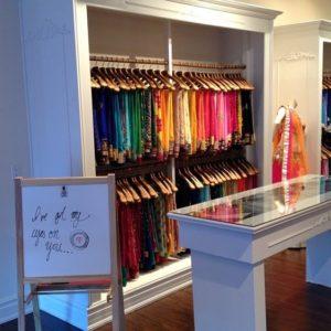 Wardrobe Saree Hanger